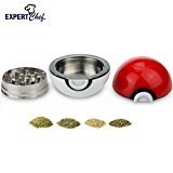 Top Rated PokeBall Spice & Herb Grinder by Expert Chef...
