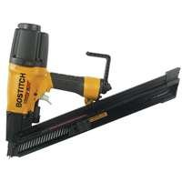 Factory-Reconditioned BOSTITCH U/MCN250 2-1/2-Inch Strapshot Metal Connector Nailer (Reconditioned Roofing)