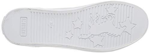 21 21 1267 Plateado Mustang silber Zapatillas 308 Para Mujer R8AHqEHw