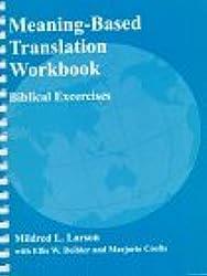 Meaning-Based Translation Workbook: Biblical Exercises
