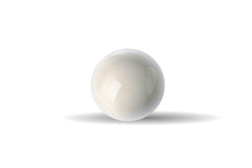1/2 INCH CERAMIC BALL, ZRO2, GRADE 10, (EA)