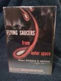 Flying Saucers From Outer Space by Donald Keyhoe