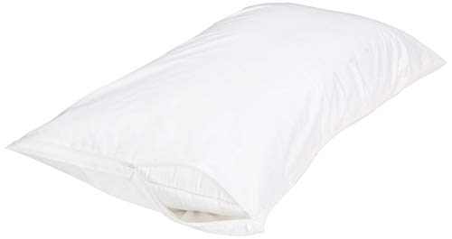 AmazonBasics Pillow-Protecting Cover - Hypoallergenic, Dust Mite Resistant - Fits King -