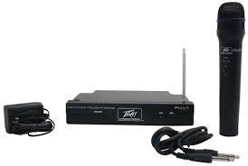 UPC 014367149531, Peavey Pv-1 UI HHC14Single Channel Wireless System for Vocals-uhf