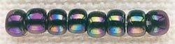Glass Knitting Beads - Mill Hill Glass Beads Size 6/0 4mm 5.2 Grams/Pkg-Rainbow
