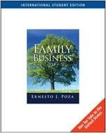 Family Business (2010 International Edition)
