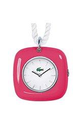 Lacoste Sportswear Collection Pop Charm White Dial Women's watch #2000403