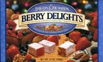 Liberty Orchards Berry Delights, 8 Oz