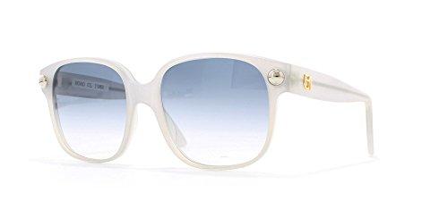 Emmanuelle Khanh 8080 CL I9MR Clear Authentic Women Vintage Sunglasses (Khanh Emmanuelle)