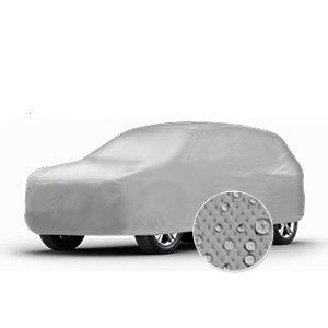 車カバーストアアウトドアインドア車のカバーLincoln Mktスポーツユーティリティ4ドア – 3レイヤ B014JY5PES