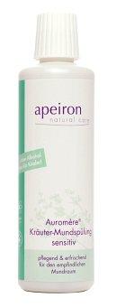 Apeiron - Auromere: Kräuter Mundspülung Sensitiv (250 ml)