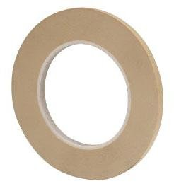 3M Scotch Automotive Refinish Masking Tape 233, 1/4