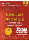 Internal Medicine Certification Exam, , 1581290802