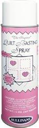 Bulk Buy: Sullivans Threads Quilt Basting Spray 13 Ounces 805 (2-Pack) by Sullivans