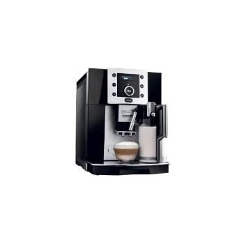 Delonghi ESAM5500B Perfecta Digital Super Automatic Espresso Machine with Cappuccino Function, Black