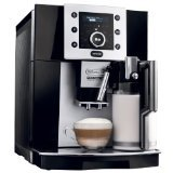 Delonghi ESAM5500B Perfecta Digital Super Automatic Espresso Machine with Cappuccino Function, Black ()