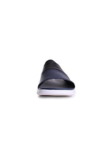 Cole Haan Mens Zerogrand Slide Nero / Bianco Ottico
