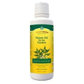 (Thera Neem  Neem Oil for The Garden Organic, 16 Ounce)