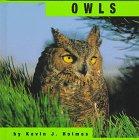 Owls, Kevin J. Holmes, 1560656034