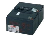 APC REPLACEMENT BATTERY CARTRIDGE #6 - UPS BATTERY - LEAD ACID by APC