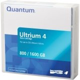 Quantum LTO Ultrium 4 Tape Cartridge 800 / 1600 GB, 20 Pack