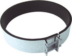 200mm Padded Collar For Ventilation Equipment vents