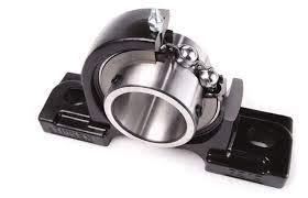 PTI Stehlager Wellendurchmesser 50mm Typ UCP 210 zertifizierte Industriequalit/ät