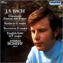 J. S. Bach: Chromatic Fantasy / Toccata in D / English Suite 4