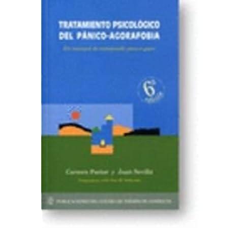Tratamiento psicologico del panico-agorafobia 9ª ed.: Amazon.es ...