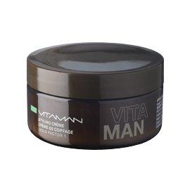 Hair Styling Creme VitaMan hommes avec la gousse de vanille bio