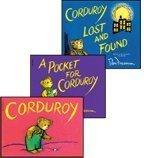 Pocket Corduroy (The Original Corduroy 3-Book Set: Corduroy, A Pocket for Corduroy, and Corduroy: Lost and Found)