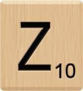 (10) Beautiful Scrabble Letter Tile Z, Hot Press Paint, Scrabble for Crafts, Scrabble Game Piece Z, Hardwood , Ten (10) Scrabble Letter Z, Scrabble Tiles A to Z