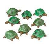 Plastic Turtle (USToy Turtles Figures 12 Pack)