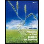 Principles of Plant Genetics & Breeding (07) by Acquaah, George [Hardcover (2006)]
