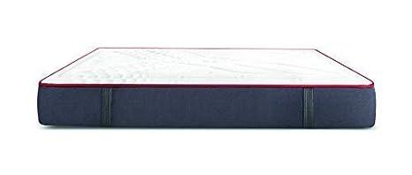 Colchones Morfeo 180x200 | Hybrid System | Micromuelle-Viscoelástica-Grafeno. El Mejor colchón para Dormir, dureza Media Alta.