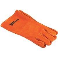 Lrg Brn Welding Glove 55206 2Pk