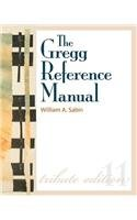 Gregg Reference Manual Text
