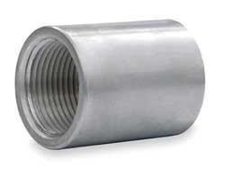 Power First 2CLP3 Rigid Conduit Coupling, 3/4 In, Alum (Coupling Rigid Conduit Coupling)