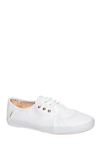 Vans Tazie Womens Size 9.5 Charlotte Stone True White Fashion Scarpe Da Surf
