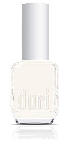 duri Nail Polish, 269, Ghost, Off-White Shade Of Polish, French Manicure and Wedding Design, Semi Sheer Coverage, 0.5 fl.oz. 15 ml.