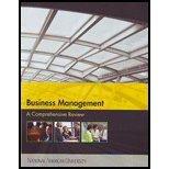 Business Management: A Comprehensive Review