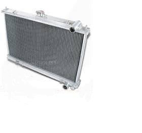 - OPL HPR091 Aluminum Radiator For Nissan Skyline R33 GTS-T (Manual Transmission)