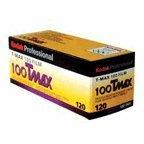 Kodak 100 TMAX Professional ISO 100, 120mm, Black and White Film