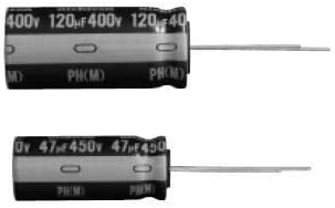UPW1J331MHD1TD Aluminum Electrolytic Capacitors Pack of 100 Radial Leaded 330uF 63 Volts 20/%