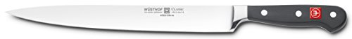 - Wusthof 4522-7/26 CLASSIC Carving Knife, One Size, Black, Stainless Steel