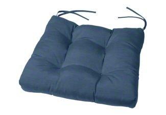 Tufted Chair Cushion | 20
