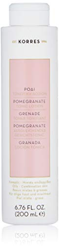 KORRES Pomegranate Cleanser Toner, 6.76 Fl. Oz