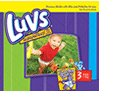 LUVS ULTRA LEAD GUARDS BABY DIAPERS SIZE 3 (16 TO 28 LB.) 3/68=204CS, Health Care Stuffs