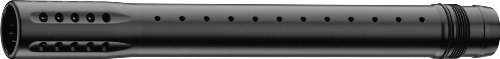 Dye Precision Ultralite Boomstick Paintball Barrel Tip, Black Dust, ()