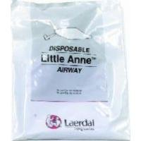 Laerdal 020300 Little Anne Disposable Airways for CPR Training Manikin and AED Training System, Pack of 24 ()